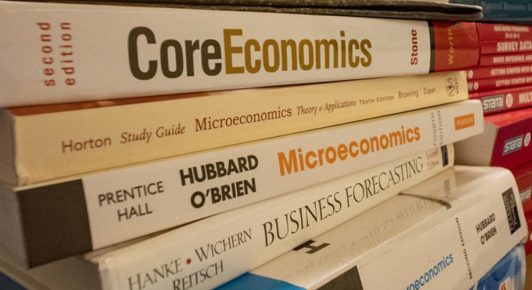 Econ Textbooks